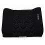 Вибрационная массажная подушка  для тела Zenet ZET-723
