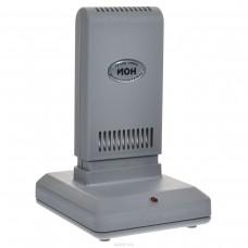 Очиститель ионизатор воздуха Супер Плюс Ион серый
