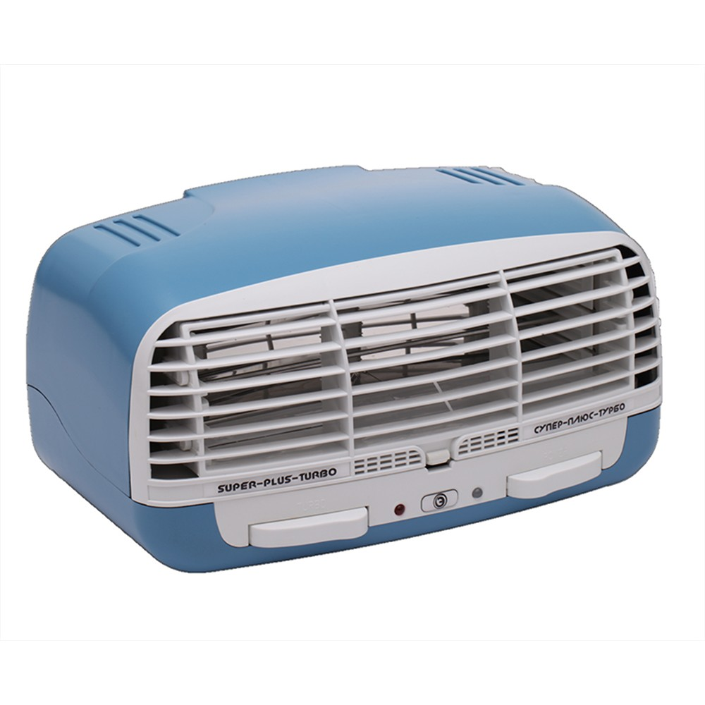 Очиститель воздуха Супер Плюс Турбо голубой