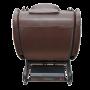 Массажное кресло для дома ZENET ZET-1288 Коричневое