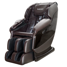 Массажное кресло ZENET ZET 1450 Коричневое