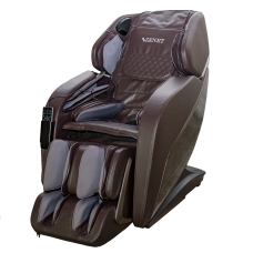 Массажное кресло ZENET ZET 1690 Коричневое