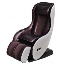 Массажное офисное кресло ZENET ZET 1280 коричневое