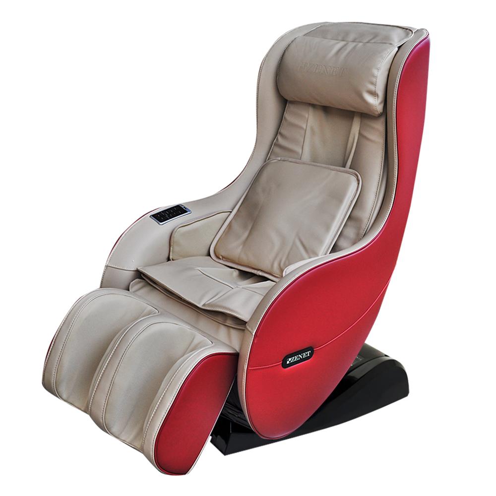 Массажное кресло ZENET ZET 1280 бежевое