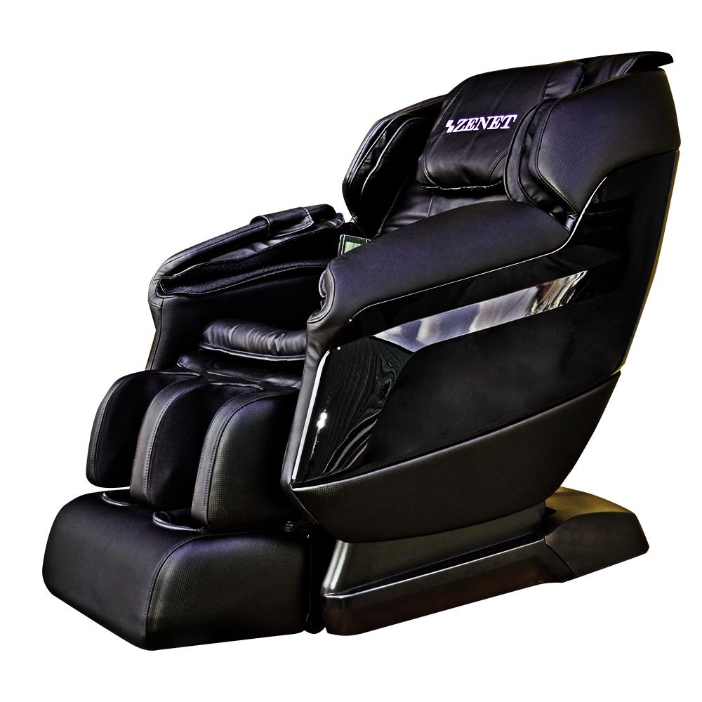 Массажное кресло ZENET ZET 1550 черное