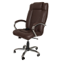 Офисное роликовое массажное кресло Zenet Zet-1180