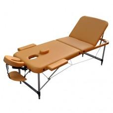 Массажный стол Zenet ZET-1049 размер L желтый
