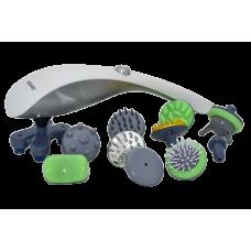 Ручной массажер для всего тела электрический ZENET ZET-718 белый