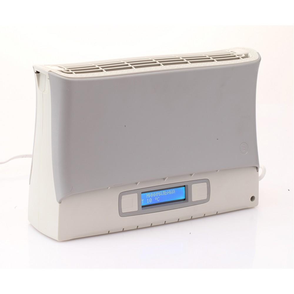 Очиститель-ионизатор воздуха Био LCD серый