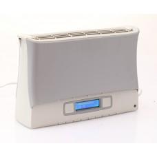 Очиститель-ионизатор воздуха Супер Плюс Био LCD серый